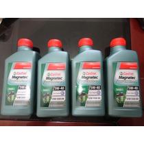 Oleo De Motor Castrolmagnatec 5w40 Sn (100%sintetico)2014/15