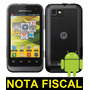 Motorola Defy Mini Xt320 - Wi-fi, 3g, Android 2.3 Promoção