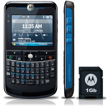 Motorola Smartphone Q11 + Wi-fi + Gps Com Motonav + Skype