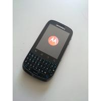 Smartphone Motorola Xt316; Android; 3g; Wi-fi; Gps