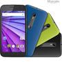 Telefone Celular Moto G 3ª Geração Colors Preto S/ Juros