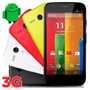 Smartphone Moto G-phone Android 4.2 Gps 3g 2 Chips 1.0ghz