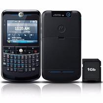 Motorola Moto Q11 Cam 3.0mp/wifi/mp3/bluetooth/sd 1gb + Nota