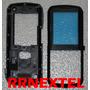 Antena (carcaça Trazeira) E Lente Acrilico Visor Nextel I418