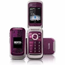 Aparelho Nextel Motorola I786w Iden Câmer Bluetooth Original
