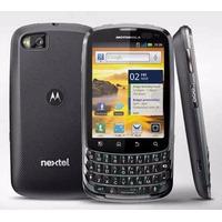 Motorola Master Xt605 Nextel 3g Botão Ptt Android + Brinde