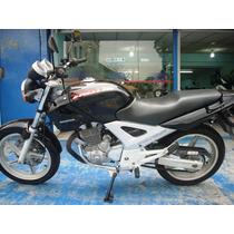 Honda Cbx 250 Twister Ano 2002 Preta Impecavel Toda Original