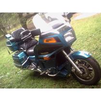 Kawasaki Voyager Xii Ñ Bmw Harley Goldwing Gold Wing Vstrom