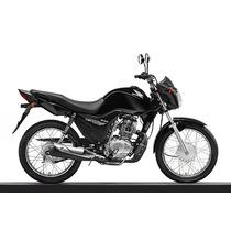 Honda Cg125 Fan Ks 15/15 0km Moto