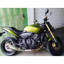 Honda Hornet 2012 Cor Verde