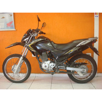 Honda Nxr 150 Bros Ks 2012 Cinza - Art Motos