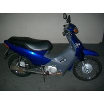 Honda C 100 Biz Ks , 2003 Azul - Cardozo Motos Sumare.