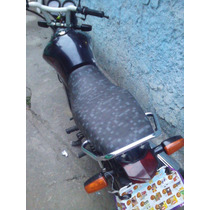 Honda Fan 125 Ks Roxa