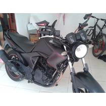 Yamaha Fazer 250 Cc Preta Com Preto Fosco