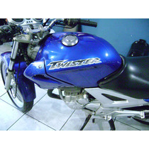 Cbx 250 Twister 2002 Ent, $ 500, 12 X $ 512, Rainha Motos