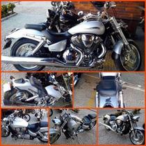 Moto Custom 1800cc Honda Vtx Não É Harley,suzuky, Yamaha