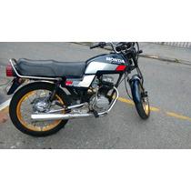 Honda Ml 125 Cg 1987