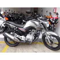 Honda Fan 160 Ano 2016 0 Km Shadai Motos.