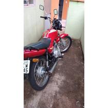 Honda Cg 125 Titam Ks