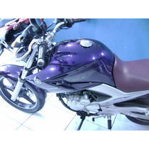 Fazer 250 Ano 2011 Ent. $ 2.000, 36 X $ 395, Rainha Motos