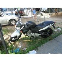 Moto Honda Cor Branca