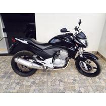 Moto Honda Cb300r Com Freio Disco Nas Duas Rodas