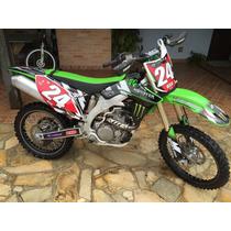 Kawasaki Kx 450f Kx 450f 2011