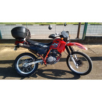 Xr 200 R 1995 Vermelha