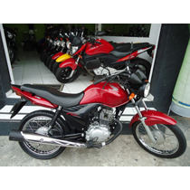Honda Cg 150 Fan Esi Flex Super Conservada