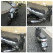 Moto Biz 125 / Partida