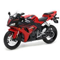 Honda Cbr 1000rr 1:12 Maisto 31151-vermelho