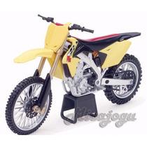 Suzuki Rm-z450 2014 1/12 New Ray Cross Honda Ktm Yamaha Nova