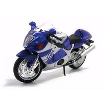 Miniatura Moto Suzuki Gsx 1300r Hayabusa 1:12 17 Cm Maisto