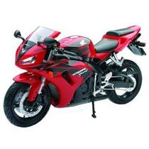 Moto Honda Cbr 1000rr Miniatura Coleçao Maisto Escala 1 12