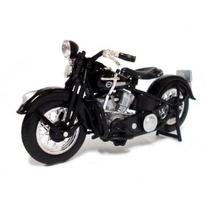 Kit 3 Miniaturas Motos Diecast - 1:18 Maisto Harley Davidson