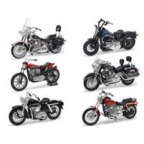 Kit Harley.d Maisto 1:18 Série 30 - 06 Unidades-31360-30-kit