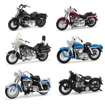 Kit Harley.d Maisto 1:18 Série 27 - 06 Unidades-31360-27-kit