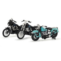 Kit Set Harley D Série Sons Of Anarchy 2 - 03 Modelos Kit 2