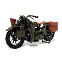 Harley-davidson Flathead 1942 1:18 Maisto Promoção