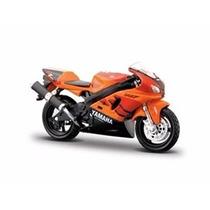 Miniatura De Moto Yamaha R7 1:18 Maisto