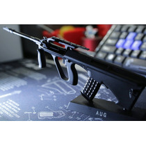 Miniaturas Die Cast 1:6 Armas- Aug - Airsoft