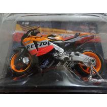 Miniatura Moto Gp Honda Repsol 2006 Nº 69 Maisto 1:18 12cm -
