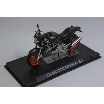 Miniatura Moto Ducati Monster 900 S4