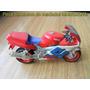 Miniatura 1:18 Moto Yamaha Esportiva Anos 90 Bom P/ Diorama