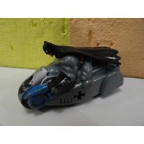 Batman Com Mini Moto Dc Comics Original