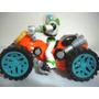 Boneco Buzz Lightyear Motorcicleta 2007 Disney Ler Anuncio