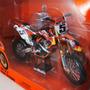 Ktm 450 Sx-f Ryan Dungey 1/10 New Ray Nova Lançamento Moto