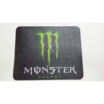 Mouse Pad Gamer Monster Personalizado Anti Derrapante