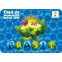 Mouse Pad Da Copa Do Mundo De Futebol Fifa 2014 Tm - 04