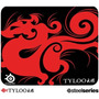 Mouse Pad Gamer Qck Mass Tyloo Edition 285x320x6mm - 67237